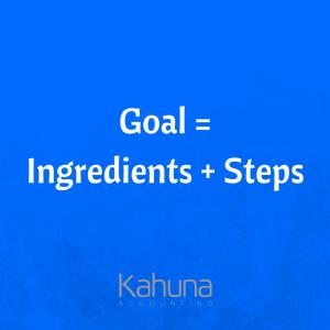 Ingredients + Steps