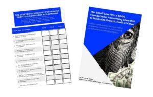 Attorney Trust Accounting Checklist